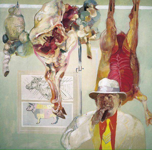Pintura de Carlos Alonso