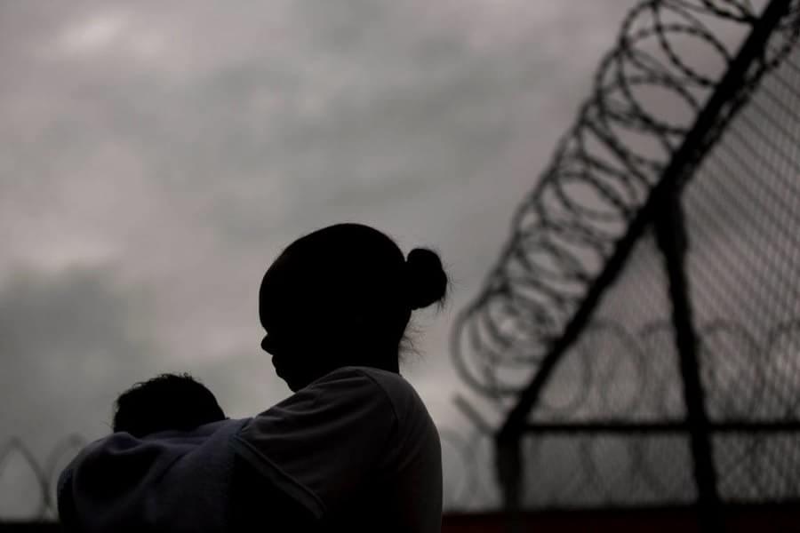 Prisão feminina em Belo Horizonte, Minas Gerais. Foto: Leo Drummond