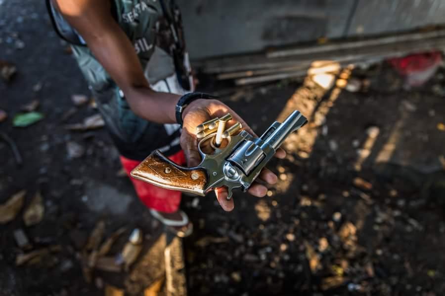 Foto: Steef Fleuer, em colaboração com a Mídia NINJA no projeto Offside Brazil/Magnum Photos