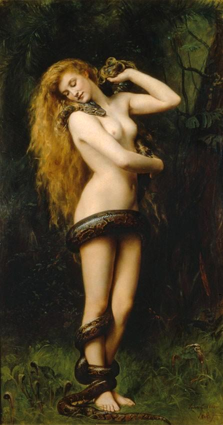 Lilith, Jonh collier (1887)