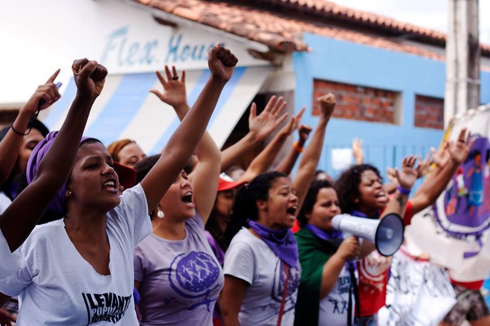 Foto: Levante Popular da Juventude