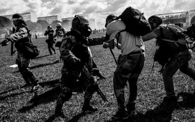 Temer recua após pressão contra uso de Forças Armadas na Esplanada