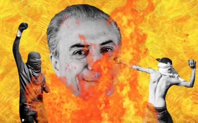 Pastor Ariovaldo: Vandalismo Não!