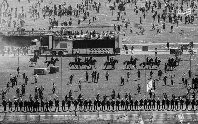 Brasília não foi uma praça de guerra, foi um massacre