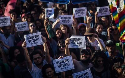 Pastor Ariovaldo: Estamos todos pelas diretas, e já!