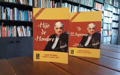 Cem anos de Roa Bastos, o supremo escritor paraguaio