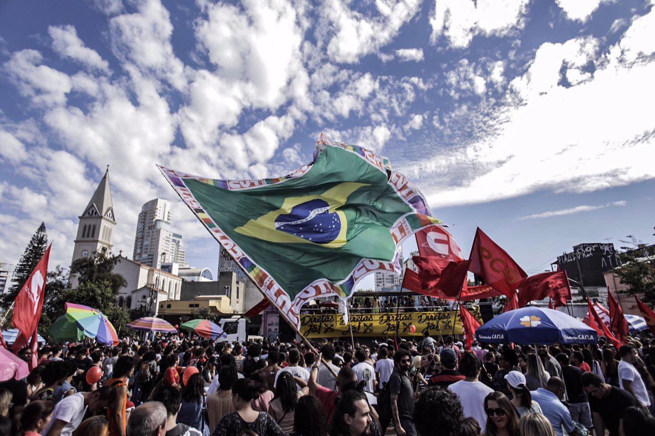Foto: Diretas Já