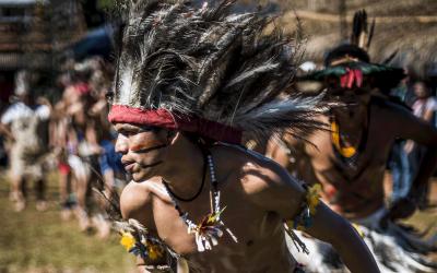 Governo ilegítimo quer fazer um 'bota fora' nas terras indígenas