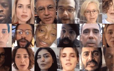 Artistas lançam site para afastar e julgar Temer