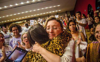 Maria do Rosário: 'Silêncio não garante proteção'