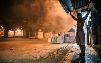 O que está acontecendo com o Rio de Janeiro?