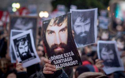Guilherme Boulos: Onde está Santiago Maldonado?