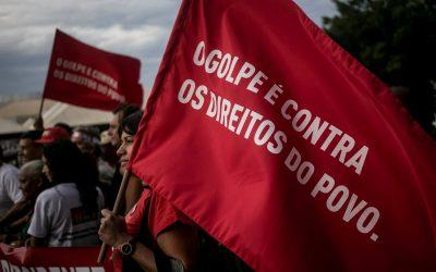 Margarida Salomão: A anatomia do golpe de 2016