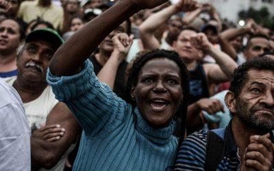 Crise e Luta: o Povo sem Medo mostra o caminho, por Sâmia Bomfim