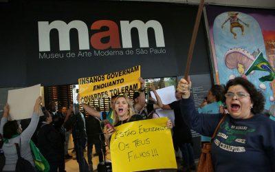 Quem criou o Museu de Arte Moderna não foi a esquerda