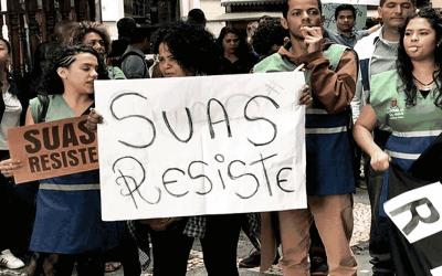 Sâmia Bomfim: Você sabia que Doria está destruindo a Assistência Social?