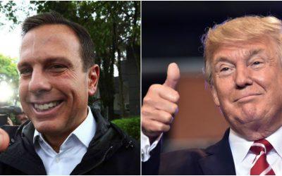 Doria e a tática Trump, o uso do Big Data para ganhar eleições