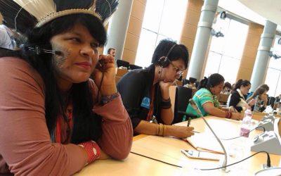 Sônia Guajajara: Três reivindicações indígenas ao Parlamento Europeu