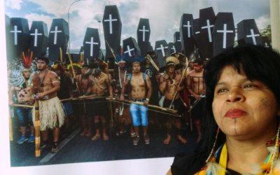 Sonia Guajajara: De novo espelhos e badulaques para nós?