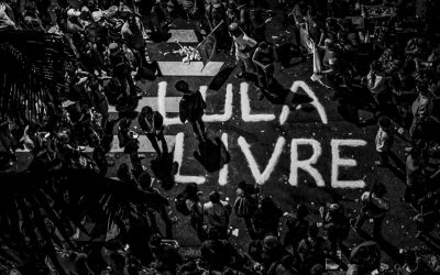 Jandira Feghali: Lula é luta, Lula livre!