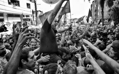 A opressão de um povo sobre o signo de Lula
