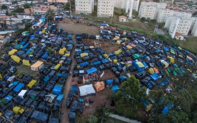 Sobra imóvel, falta teto:  o paradoxo social da moradia no Brasil