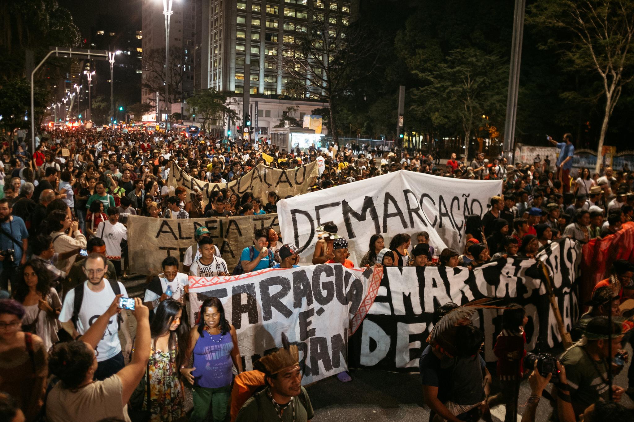 99ce6119a O povo Guarani resiste!