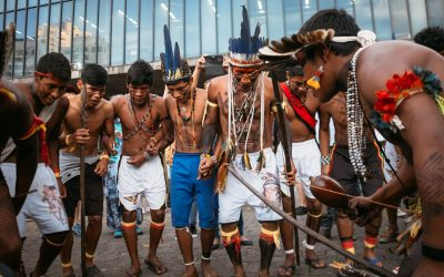 O povo Guarani resiste!