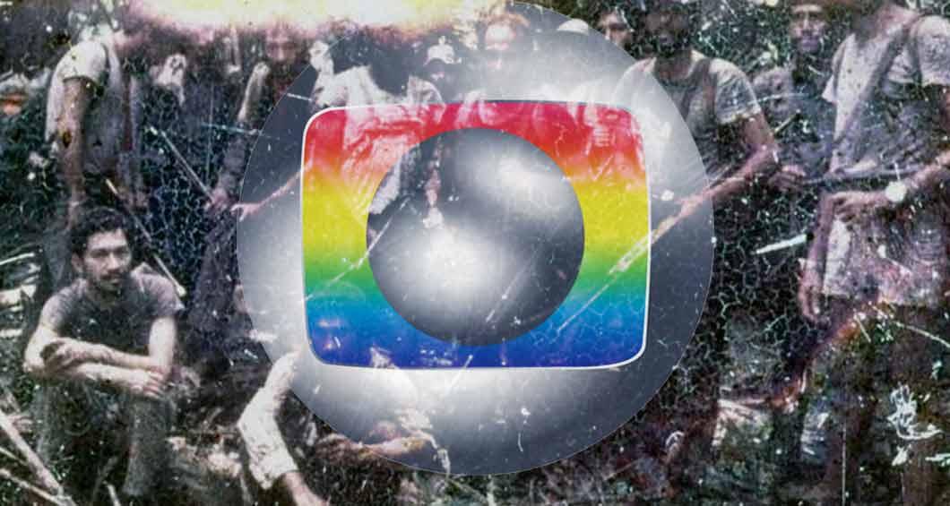 Quem fingiu que a Guerrilha do Araguaia não aconteceu foi a Rede Globo