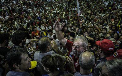 Matar um leão por dia e eleger Lula Presidente