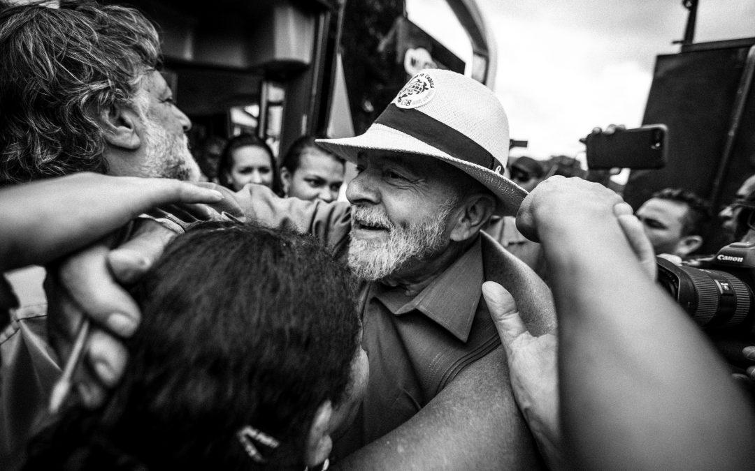 Contra a politização do Judiciário, o remédio é Lula livre!
