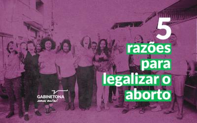 Aborto: 5 razões para legalizar