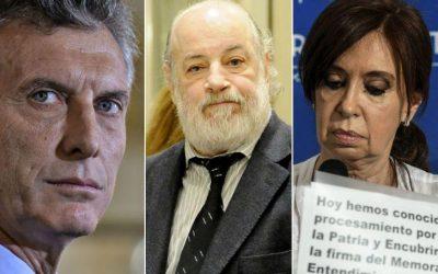 Um judicialismo político para salvar Macri