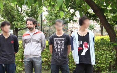 Espião do exército dos 18 do CCSP mente para juíza em depoimento
