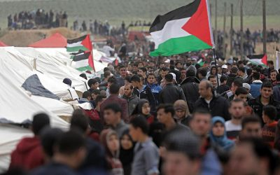 O genocídio palestino