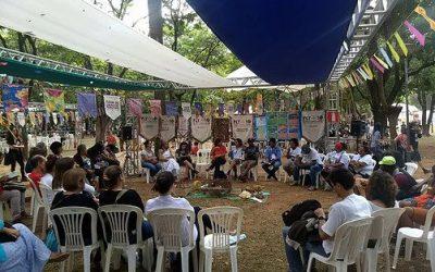 Comunidades tradicionais manifestam-se contra Bolsonaro