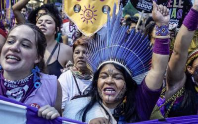 Isa Penna: Violência contra feministas é tática nas eleições