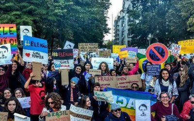 Juventude europeia posiciona-se contra Bolsonaro
