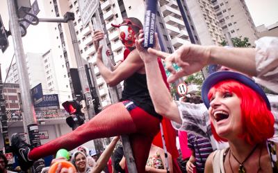 Pela Democracia: 325 Blocos de Carnaval de todo país lançam manifesto