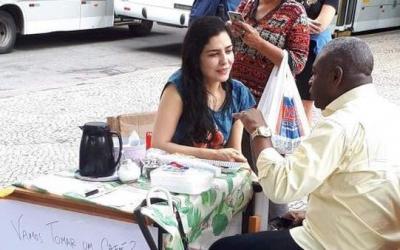A arte da virada: artistas viram voto em todo o país