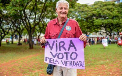 """Aos que votavam em Bolsonaro por """"honestidade"""", podem arrumar outro motivo ou voto"""