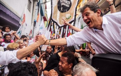 Pesquisa Vox dá empate entre Haddad e Bolsonaro