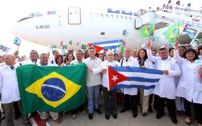 Declarações de Bolsonaro levam Cuba a anunciar fim da parceira com o Brasil no Mais Médicos