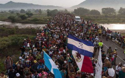 O neoliberalismo semeia a pobreza que faz os hondurenhos migrarem