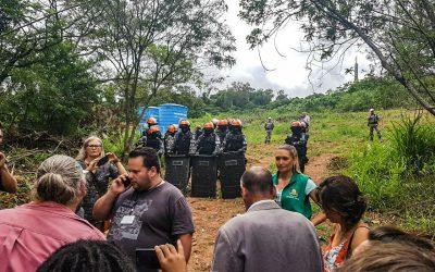 Quilombo dos Lemos sofre ameaça de reintegração de posse arbitrária no RS