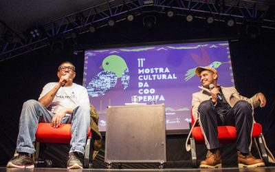 Mostra Cultural da Cooperifa traz Criolo para debater Literatura Marginal