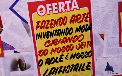 Uma turma de Brasília resolveu inventar moda e lançaram um novo 'Laifistaile'