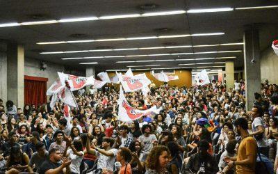 Estudantes do Ensino Técnico fazem Encontro Nacional em Belo Horizonte