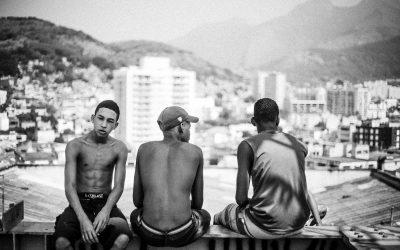 Raull Santiago: A culpa não é da favela