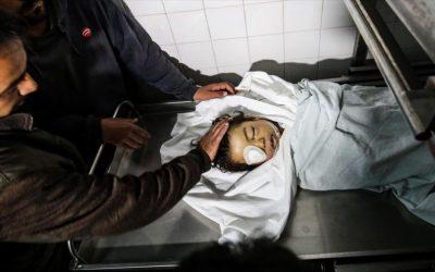 Israel assassina descapacitado palestino pelas costas